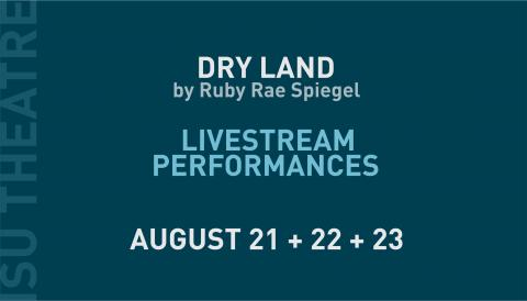 Poster for Dry Land.