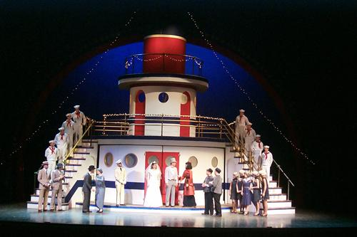 Poster for Anything Goes.