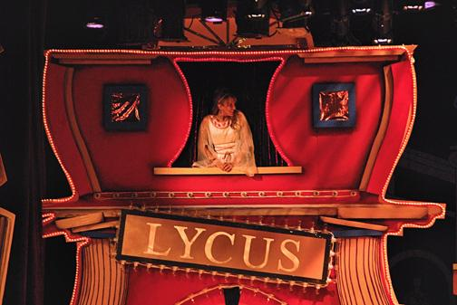 Poster for A Funny Thing Happened on the Way to the Forum.