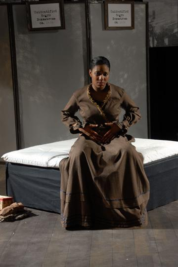 Poster for Intimate Apparel.