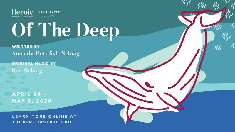 Poster for Of the Deep.