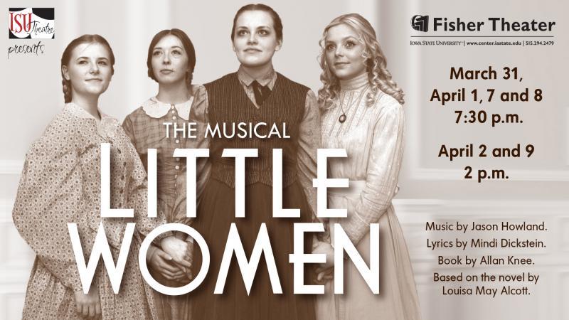 Poster for Little Women.