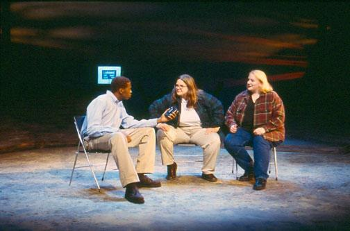 Poster for The Laramie Project.