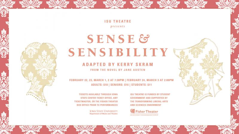 Poster for Sense and Sensibility.